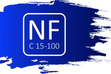 Bandeau NF C 15-100